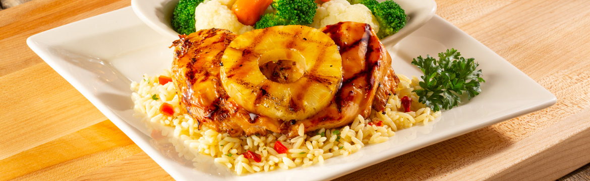 Hawaiian Chicken