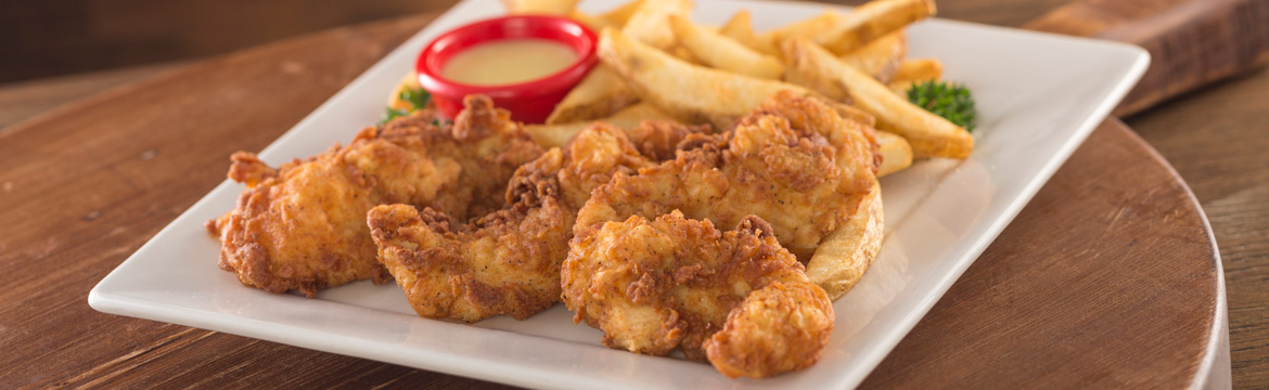Homestyle Chicken Tenders