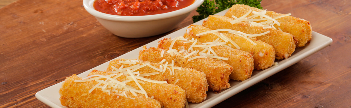 Texas-Sized Cheese Sticks